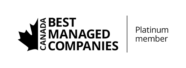 Deloitte's Best Managed Companies logo