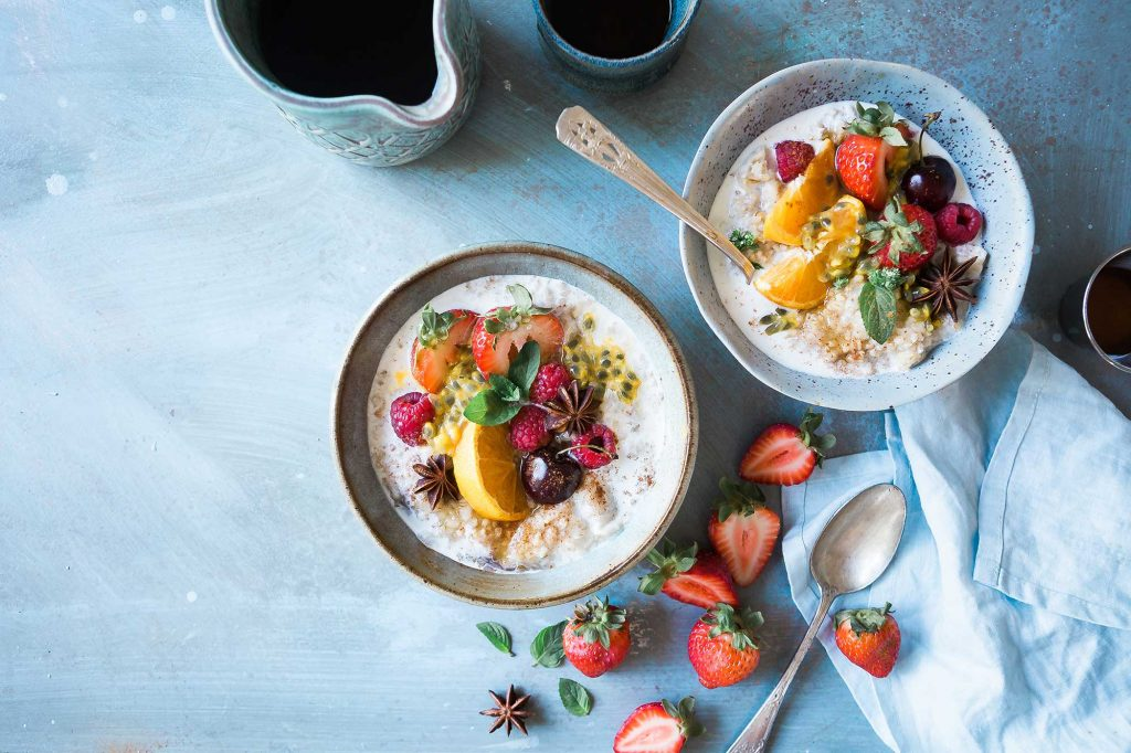 Hot & Cold Cereal - Muesli
